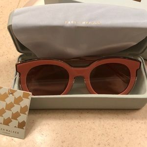 Karen Walker Pink Space, Arrow Sunglasses